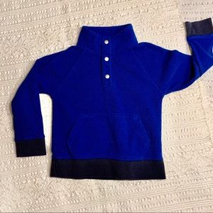 Little Boys J-Crew Fleece Pullover